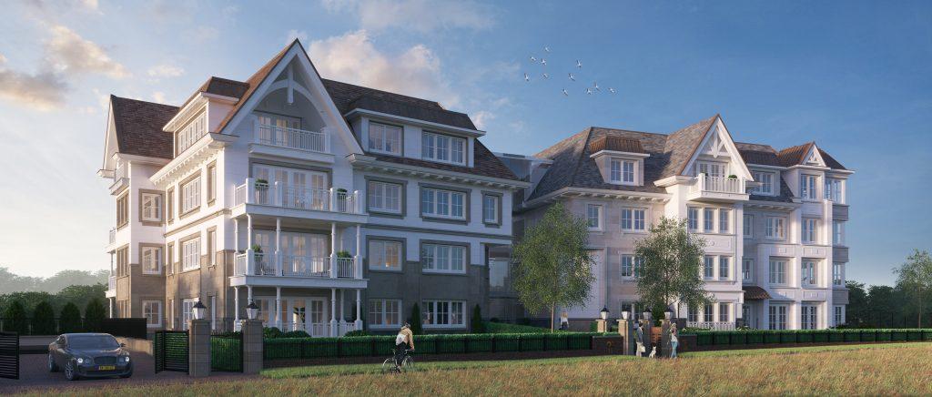 Residence Opduin, Rembrandtweg Noordwijk aan Zee