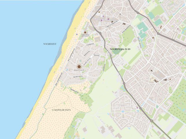Majestueus Wonen in Residence Opduin te Noordwijk aan Zee