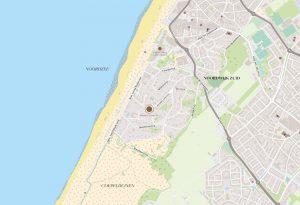 omgeving residence opduin - Noordwijk aan Zee